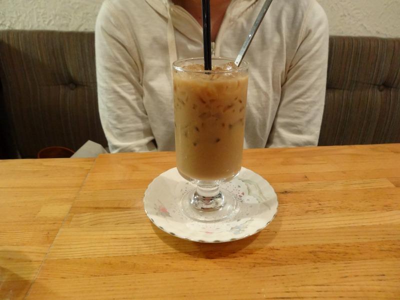 アイス豆乳カフェオーレ_紅鹿